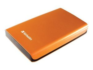 Verbatim portable Colour Edition orange 1TB, USB 3.0 (53076)