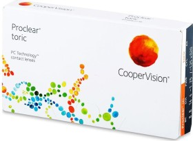 Cooper Vision Proclear toric, -5.25 Dioptrien, 3er-Pack
