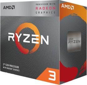 AMD Ryzen 3 3200G, 4C/4T, 3.60-4.00GHz, boxed (YD3200C5FHBOX)