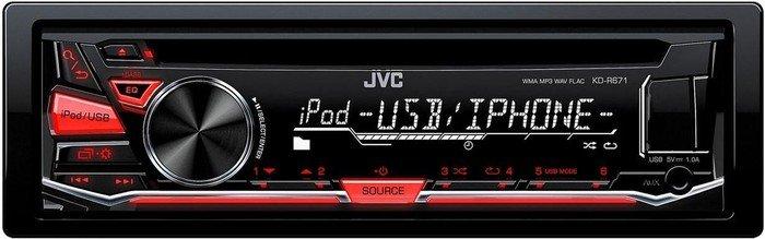 JVC KD-R671 Receiver Drivers Download