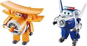 Auldey Toys Super Wings Transforming Grand Albert (YW710260)