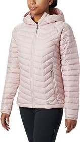 Columbia Powder Lite Hooded Jacke dusty pink (Damen) (1699071-626)