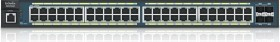 EnGenius EnSky EWS79 Rackmount Gigabit Managed switch, 48x RJ-45, 4x SFP, 410W PoE+ (EWS7952P)
