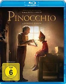 Pinocchio (2019) (Blu-ray)
