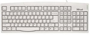 Trust Power Plus Keyboard, PS/2, DE (13737)