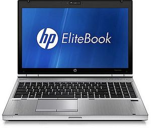 HP EliteBook 8560p, Core i5-2540M, 4GB RAM, 160GB SSD (LY523EA)