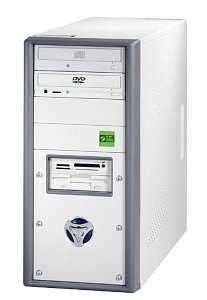 chiliGREEN Perform Pentium 4 2666 MHz, 512MB RAM (various types)