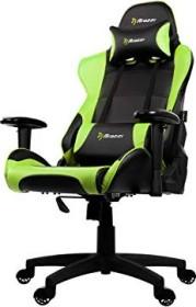 Arozzi Verona v2 Gamingstuhl, schwarz/grün (VERONA-V2-GN)