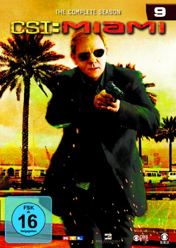 CSI Miami Season 2 -- via Amazon Partnerprogramm