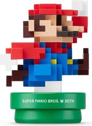 Nintendo amiibo Figur Mario 30th Anniversary Collection Mario modern (Switch/WiiU/3DS)