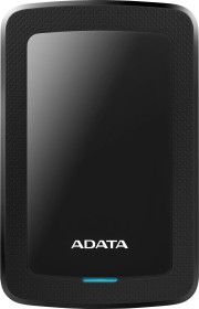 ADATA HV300 schwarz 2TB, USB 3.0 (AHV300-2TU31-CBK)