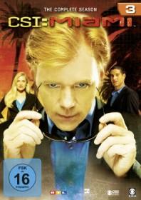 CSI Miami Season 3 (DVD)