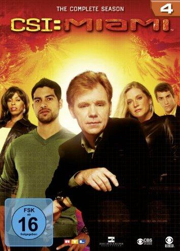 CSI Miami Season 4 -- via Amazon Partnerprogramm