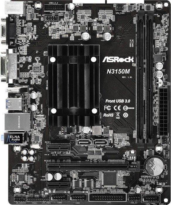 ASRock N3150M Realtek Audio Driver PC