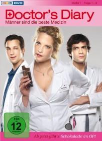 Doctor's Diary - Männer sind die beste Medizin Staffel 1 (DVD)