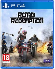 Road Redemption (PS4)