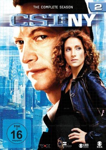 CSI New York Season 2 -- via Amazon Partnerprogramm