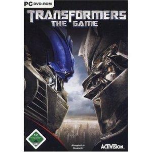 Transformers - The Game (deutsch) (PC)