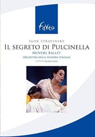 Igor Strawinsky - Il Segreto di Pulcinella (DVD)
