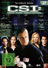CSI Season 2 (DVD)
