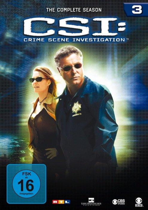 CSI Season 3