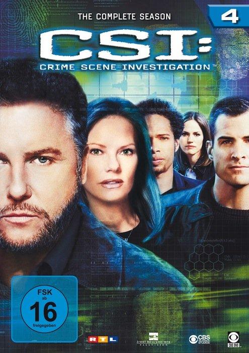 CSI Season 4