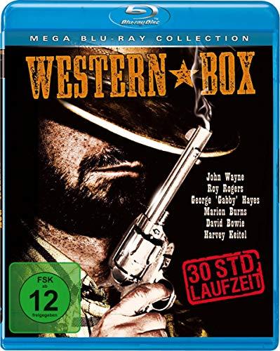 Mega Blu-ray Collection: Western (Blu-ray) -- via Amazon Partnerprogramm