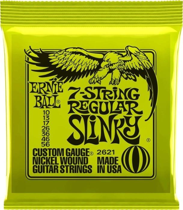 Ernie Ball nickel Wound regular Slinky 7-string (P02621)