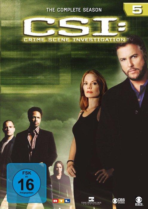CSI Season 5