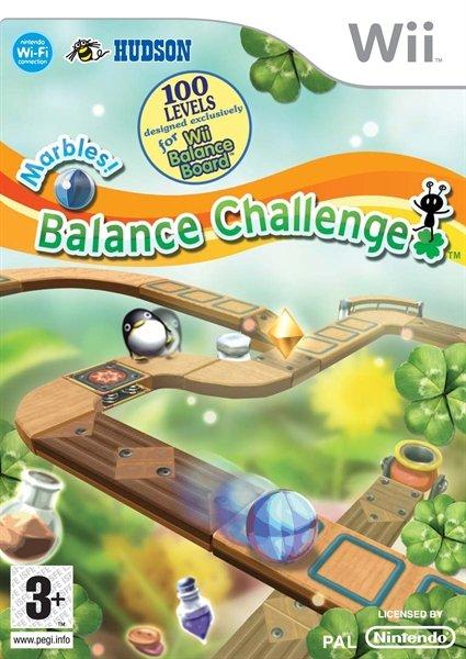 Marbles! Balance Challenge (deutsch) (Wii)