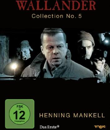 Wallander Collection 5 -- via Amazon Partnerprogramm