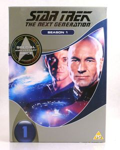 Star Trek: The Next Generation Season  1 (UK) -- http://bepixelung.org/14742