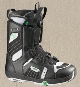 Salomon Faction black softboot