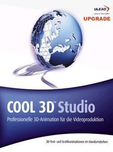 Ulead: Cool 3D Production Studio - Update (PC)