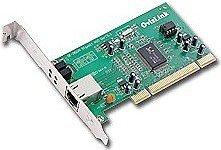 OvisLink GE-2032R, 1x 1000Base-T, PCI 66MHz