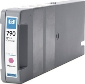 HP Tinte 790 magenta (CB273A)