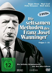 Die seltsamen Methoden des Franz Josef Wanninger Vol. 1