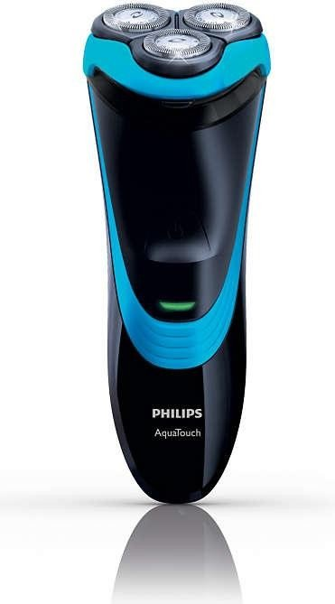 Philips Aquatouch AT750/16 cord/cordless shaver