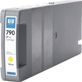 HP Tinte 790 gelb (CB274A)