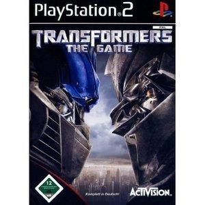 Transformers - The Game (deutsch) (PS2)
