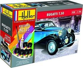 Heller Starter Kit Bugatti T 50 (56706)
