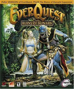 EverQuest: The Ruins of Kunark (Add-on) (MMOG) (German) (PC)