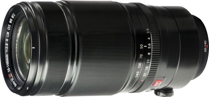 Fujifilm Fujinon XF 50-140mm 2.8 R LM OIS WR schwarz (16443060)