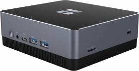 TrekStor MiniPC WBX5005, Core i3-5005U, 8GB RAM, 256GB SSD, Windows 10 Home (38211)