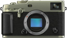 Fujifilm X-Pro3 Dura silver case (16641117)