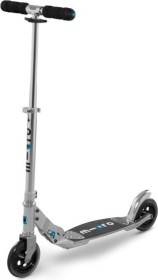 Micro Flex Scooter silber