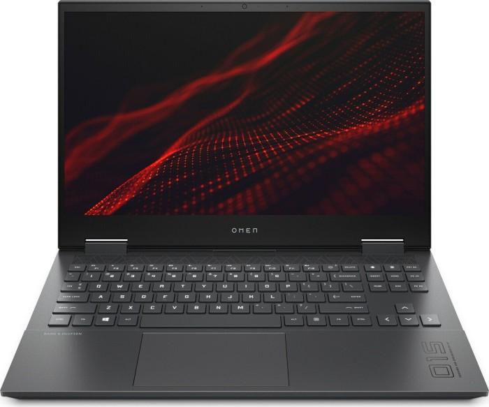 HP Omen 15-en0171ng Mica Silver, Ryzen 7 4800H, 16GB RAM, 1TB SSD, GeForce RTX 2060, DE (1B2F9EA#ABD)