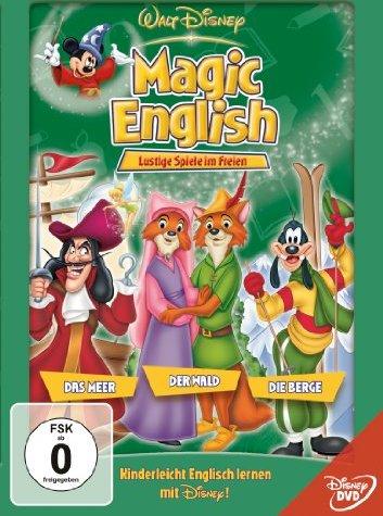 Magic English 7 - Spiele im Freien -- via Amazon Partnerprogramm