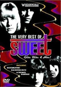 The Sweet - The Very Best Of Sweet (DVD)