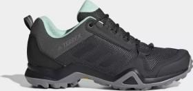 adidas Terrex AX3 grey five/core black/clear mint (Damen) (BC0567)